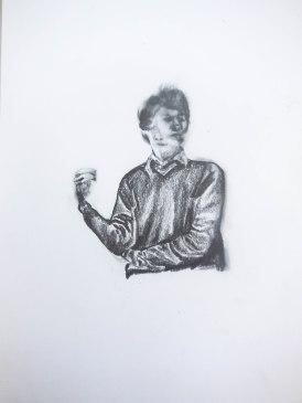 A4, graphite