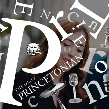 Promotional materials for The Daily Princetonian.